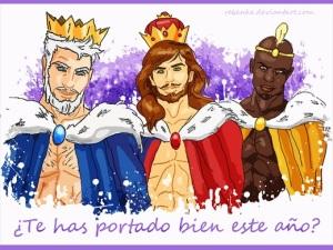 El cuarto Rey Mago se llama Juan Carlos | La Tecla de Gorka